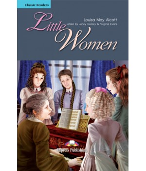 Книга для читання ECR Level 4 Little Women Reader