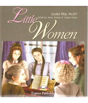 Диск ECR Level 4 Little Women Audio CD