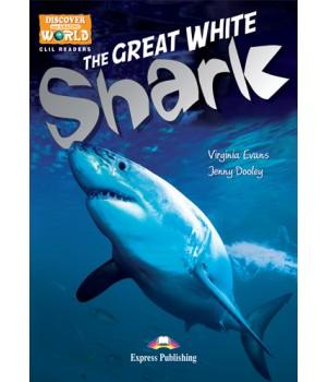 Книга для читання The Great White Shark Level B1 Reader with Application