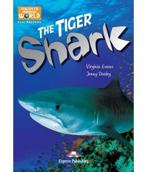 Книга для читання The Tiger Shark Level B1 Reader with Application