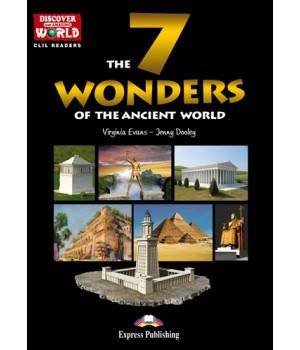 Книга для читання The 7 Wonders of the Ancient World Level B1+/B2 Reader with Application