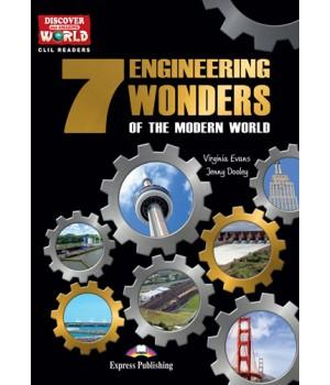 Книга для читання The 7 Engineering Wonders of the Modern World Level B1+/B2 Reader with Application