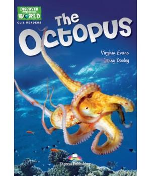 Книга для читання The Octopus Level A1/A2 Reader with Application