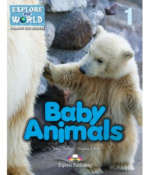 Baby animals (level 1) Reader + access code