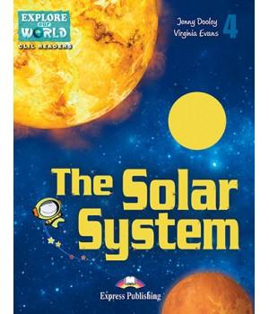 Книга для читання The Solar System (level 4) Reader with DigiBooks App