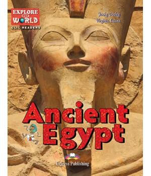 Книга для читання Ancient Egypt (level 6) Reader with DigiBooks App