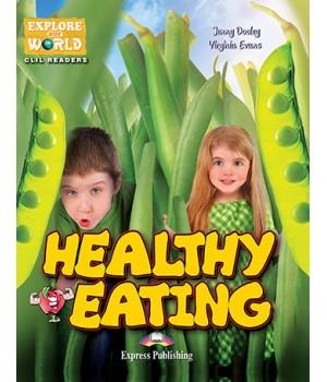 Книга для читання Healthy eating (level 2) Reader with DigiBooks App
