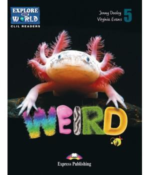 Книга для читання Weird animals (level 5) Reader with DigiBooks App
