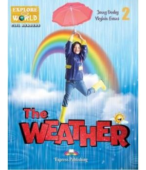 Книга для читання The Weather (level 2) Reader with DigiBooks App