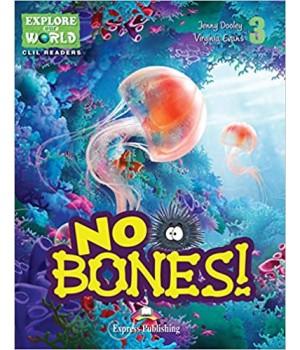 Книга для читання No Bones! (level 3) Reader with DigiBooks App