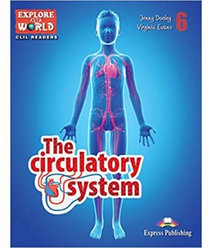 Книга для читання The Circulatory System (level 6) Reader with DigiBooks App