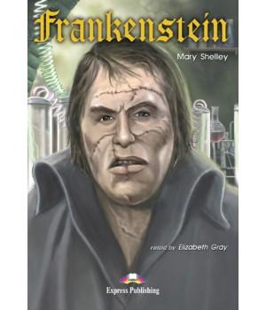 Книга для читання EGR Level 3 Frankenstein Reader