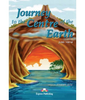 Книга для читання EGR Level 1 Journey to the Centre of the Earth Reader