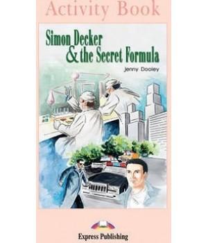 Вправи EGR Level 1 Simon Decker and the Secret Formula Activity Book