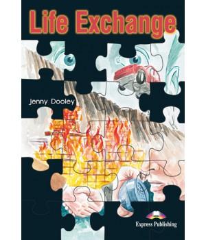 Книга для читання EGR Level 3 Life Exchange Reader