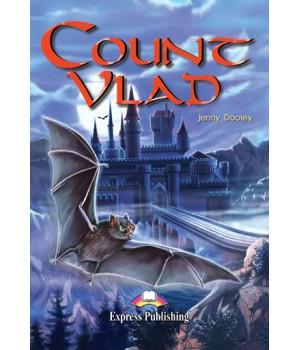 Книга для читання EGR Level 4 Count Vlad Reader