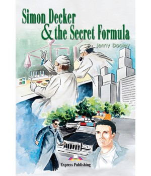 Книга для читання EGR Level 1 Simon Decker and the Secret Formula Reader