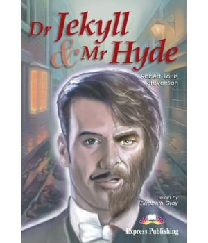 Книга для читання EGR Level 2 Dr. Jekyll and Mr. Hyde Reader