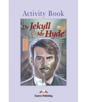 Вправи EGR Level 2 Dr. Jekyll and Mr. Hyde Activity Book