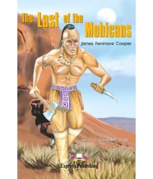 Книга для читання EGR Level 2 The Last of Mohicans Reader