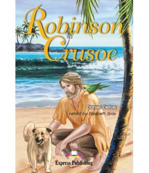 Книга для читання EGR Level 2 Robinson Crusoe Reader