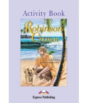 Вправи EGR Level 2 Robinson Crusoe Activity Book