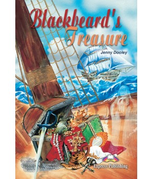 Книга для читання EGR Level 1 Blackbeard's Treasure Reader