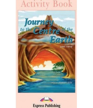 Вправи EGR Level 1 Journey to the Centre of the Earth Activity Book