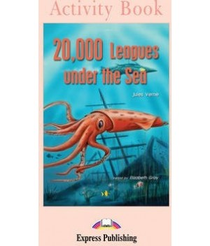 Вправи EGR Level 1 20 000 Leagues under the Sea Activity Book