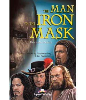 Книга для читання EGR Level 5 Man in The Iron Mask Reader