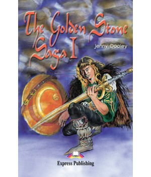 Книга для читання EGR Level 3 The Golden Stone Saga 1 Reader