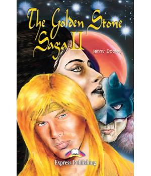 Книга для читання EGR Level 4 The Golden Stone Saga 2 Reader