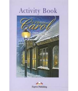 Вправи EGR Level 2 A Christmas Carol Activity Book