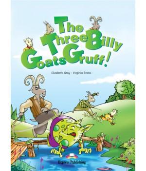Книга для читання The three billy goats gruff (Primary) Reader