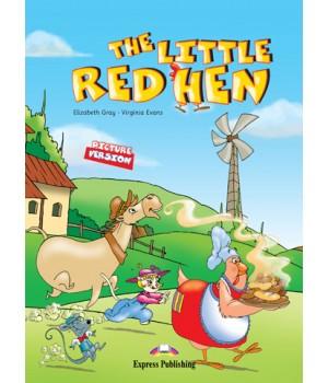 Книга для читання Little red hen (Primary) Reader