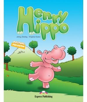 Книга для читання Henry hippo (Primary) Reader