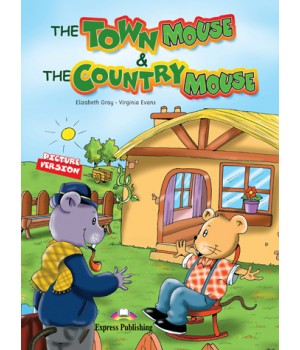 Книга для читання The town mouse & The country mouse (Primary) Reader