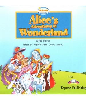 Диск Alice's Adventures in Wonderland (Showtime) Class Audio CD