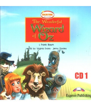 Диски Wizard of Oz (Showtime) Class Audio CDs(2)