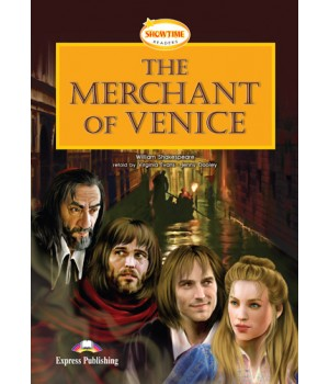 Книга для читання Merchant of Venice (Showtime) Reader