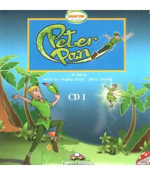 Диски Peter Pan (Showtime) Class Audio CDs(2)
