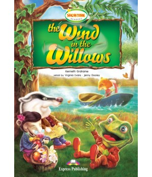 Книга для читання The Wind in The Willows (Showtime) Reader
