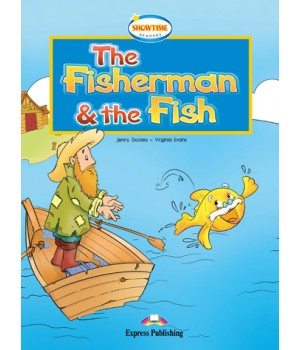 Книга для читання Fisherman and the Fish (Showtime) Reader