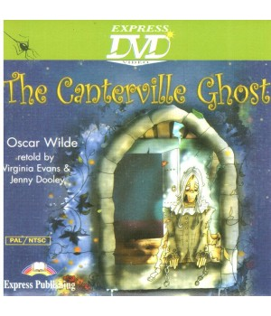 Диск Canterville Ghost (Showtime) DVD