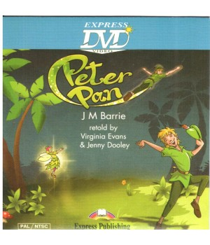 Диск Peter Pan (Showtime) DVD