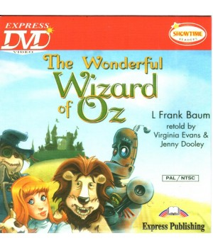 Диск Wizard of Oz (Showtime) DVD