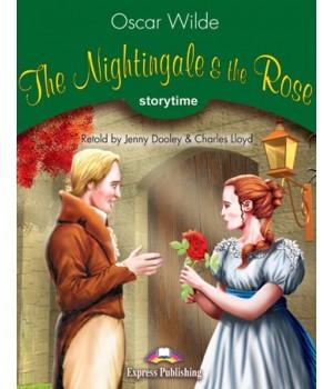 Книга для читання The Nightingale and the Rose (Storytime Level 3) Reader