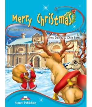 Книга для читання Merry Christmas (Storytime Level 1) Reader with Application