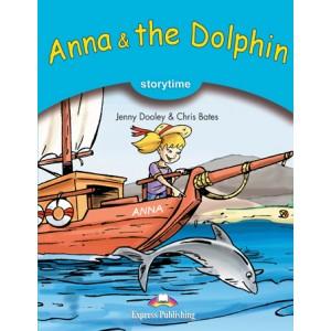 Книга для читання Anna and the Dolphin (Storytime Level 1) Reader
