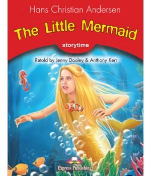 Книга для читання The Little Mermaid (Storytime Level 2) Reader